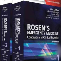 Download: Rosen's Emergency Medicine - Concepts and Clinical Practicev( 8th Edition )