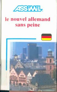assimil allemand sans peine