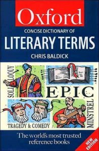 Oxford Concise Dictionary of Literary Terms