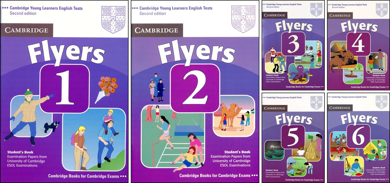 flyers 3 cambridge
