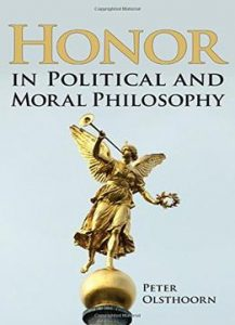Honor-In-Political-And-Moral-Philosophy-217x300 Honor In Political And Moral Philosophy, Edition 2015