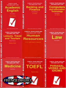 [Series] Check your English Vocabulary for IELTS, TOEFL, TOEIC, FCE, PET,...( Full Books)