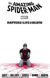 Spider-Man - Matters of Life and Death (2011) (Digital-TPB)
