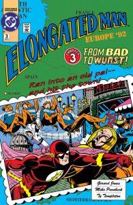 Elongated Man, 1992-01-00 (#03) (of 4)