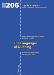 29578e13ed9d2f2-217x300 The Languages Of Dubbing: Mainstream Audiovisual Translation In Italy Linguistic Insights
