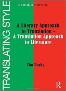Translating Style A Literary Approach To Translation – A Translation Approach To Literature