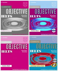 [Series] Cambridge Objective IELTS Intermediate ( Full books + CD )