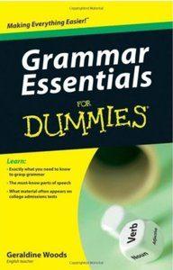 Download: Grammar Essentials For Dummies by Geraldine Woods