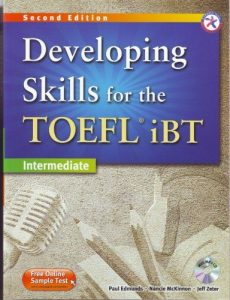 Developing Skills for the TOEFL iBT Intermediate ( Book+mp3)