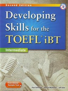 Developing Skills for the TOEFL iBT Intermediate Combined MP3 Audio CD