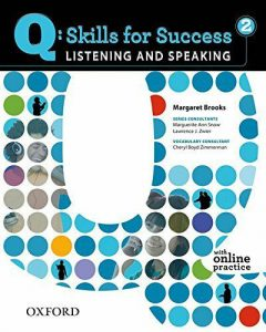 Q: Skills for Success 2 Listening & Speaking Student Book with Audio CDs