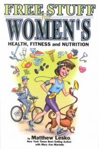 Free Stuff for Women's Health, and Nutrition