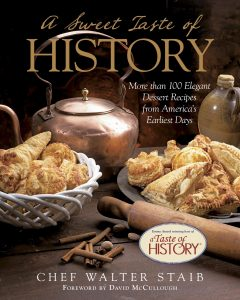 nbg-240x300 Sweet Taste of History : More than 100 Elegant Dessert Recipes from America's Earliest Days