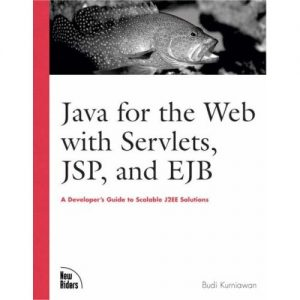 Java for the Web with Servlets, JSP, and EJB