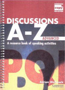 Discussions-A-Z-Advanced-215x300 Discussions A-Z Advanced