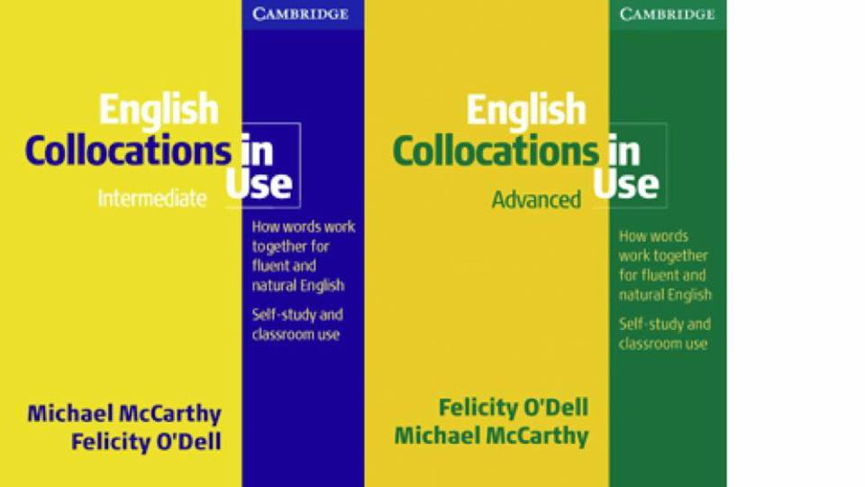 English Collocations In Use Intermediate Advanced Ebooksz