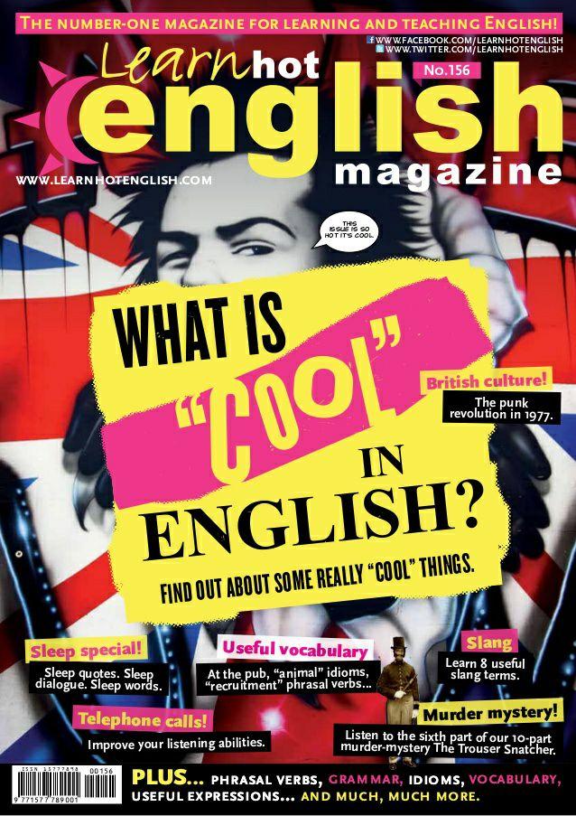 Pdf english magazine