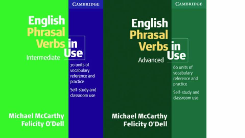 English Phrasal Verbs In Use Intermediate Advanced Ebooksz