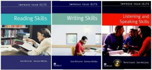 [Series] Improve Your IELTS : Reading,Writing,Listening and Speaking