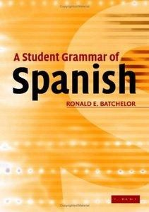 Download: A Student Grammar of Spanish