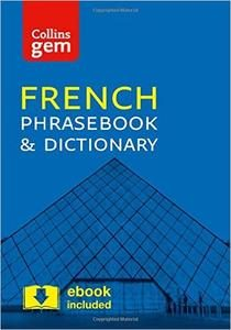 Collins Gem - French Phrasebook and Dictionary, 4th Edition