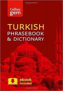 Collins Gem - Turkish Phrasebook and Dictionary, 3rd Edition