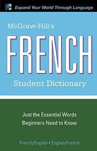 Download: McGraw-Hill's French Student Dictionary