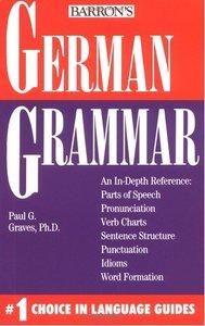 Download: German Grammar by Paul G. Graves