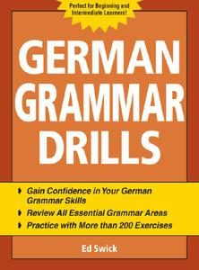German-Grammar-Drills-222x300 Download: German Grammar Drills by Ed Swick