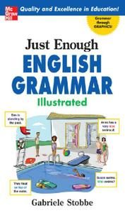 Download: Just Enough English Grammar Illustrated