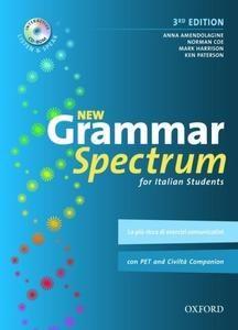 New Grammar Spectrum For Italian Students Soluzioni Pdf