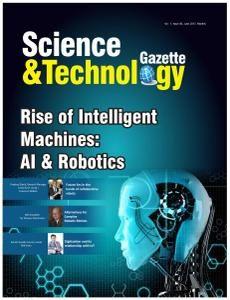 Download: Science & Technology Gazette - June 2017