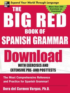 ownload: The Big Red Book of Spanish Grammar