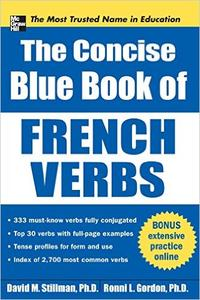 Download: The Concise Blue Book of French Verbs - ebooksz