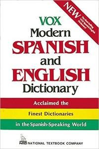 Download: Vox Modern Spanish and English Dictionary