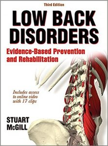 Low Back Disorders Evidence-Based Prevention and Rehabilitation, 3rd Edition