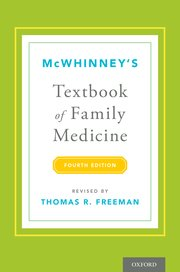 Download: McWhinney's Textbook of Family Medicine