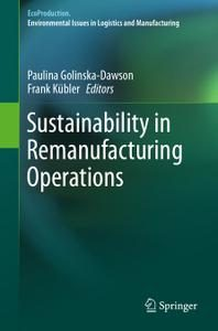 download: Sustainability in Remanufacturing Operations