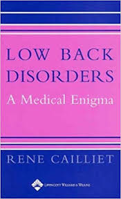 Download: Low Back Disorders: A Medical Enigma