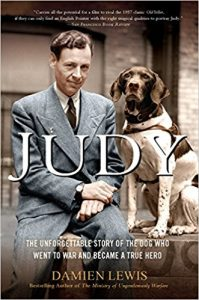 51MiyssjgHL._SX329_BO1204203200_-199x300 Judy: The Unforgettable Story of the Dog Who Went to War and Became a True Hero