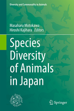Download: Species Diversity of Animals in Japan