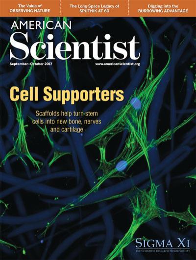 American Scientist – September October 2017