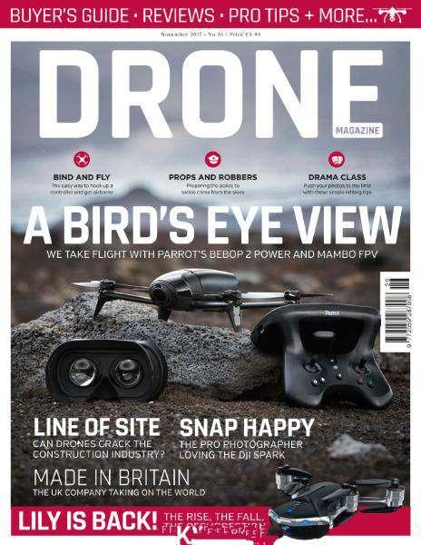 Drone-Magazine-–-November-2017 Download Drone Magazine – November 2017