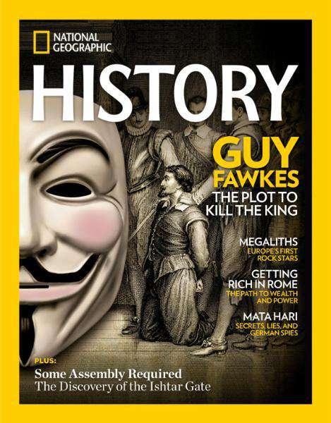 National-Geographic-History-November-December-2017 National Geographic History – November-December 2017
