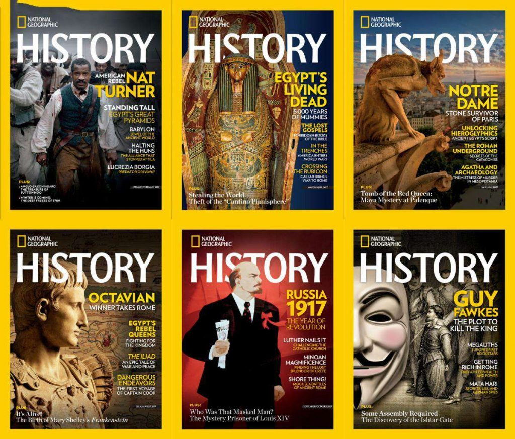 National-Geographic-History-2017-Full-Year-Issues-Collection-1-1024x873 National Geographic History - 2017 Full Year Issues Collection