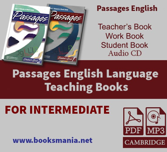 [Series] Passages English Language Level 1 , 2 ( books+CD )
