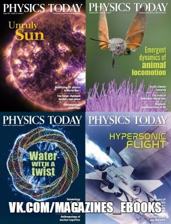 Physics-Today-2017-Full-Year-Collection Physics Today 2017 Full Year Collection