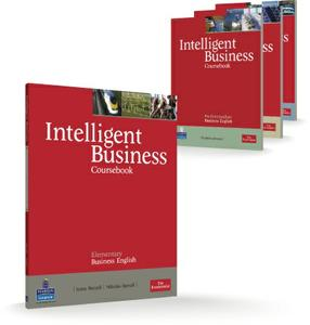 Intelligent-Business [Series] Intelligent Business (All Levels) Complete English Course