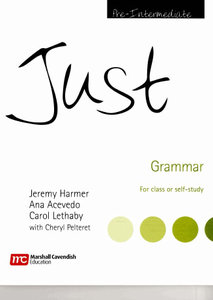 Just-Grammar download Just Grammar: Pre-intermediate Level - British English