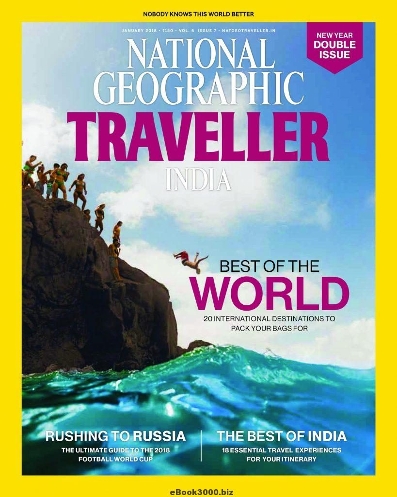 National Geographic Traveller India – January 2018